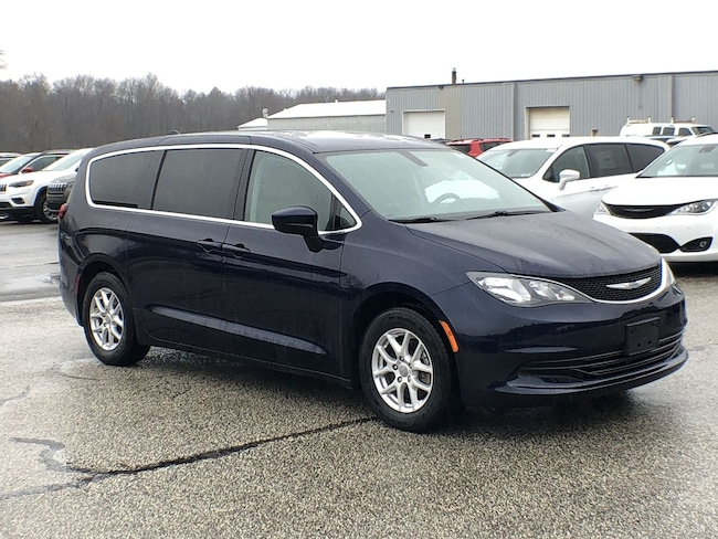 Used 2017 Chrysler Pacifica Touring Van for sale in Corry, PA at DAVID Corry Chrysler Dodge Jeep Ram