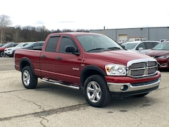 2008 Dodge Ram 1500 SLT Truck Quad Cab for sale in Corry, PA at David Corry Chrysler Dodge Jeep Ram