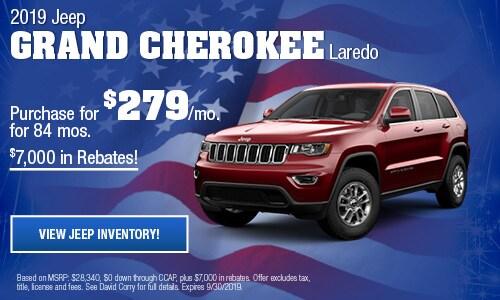 2019 Gran Cherokee