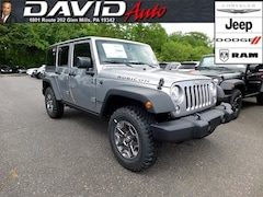2017 Jeep Wrangler Unlimited Rubicon 4x4 Rubicon 4x4
