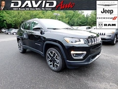 2017 Jeep New Compass Limited Limited 4x4