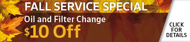 Oil And Filter Change Coupon, Orlando, FL
