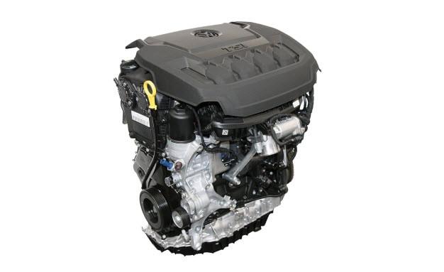 2018 Volkswagen Tiguan - TSI Engine