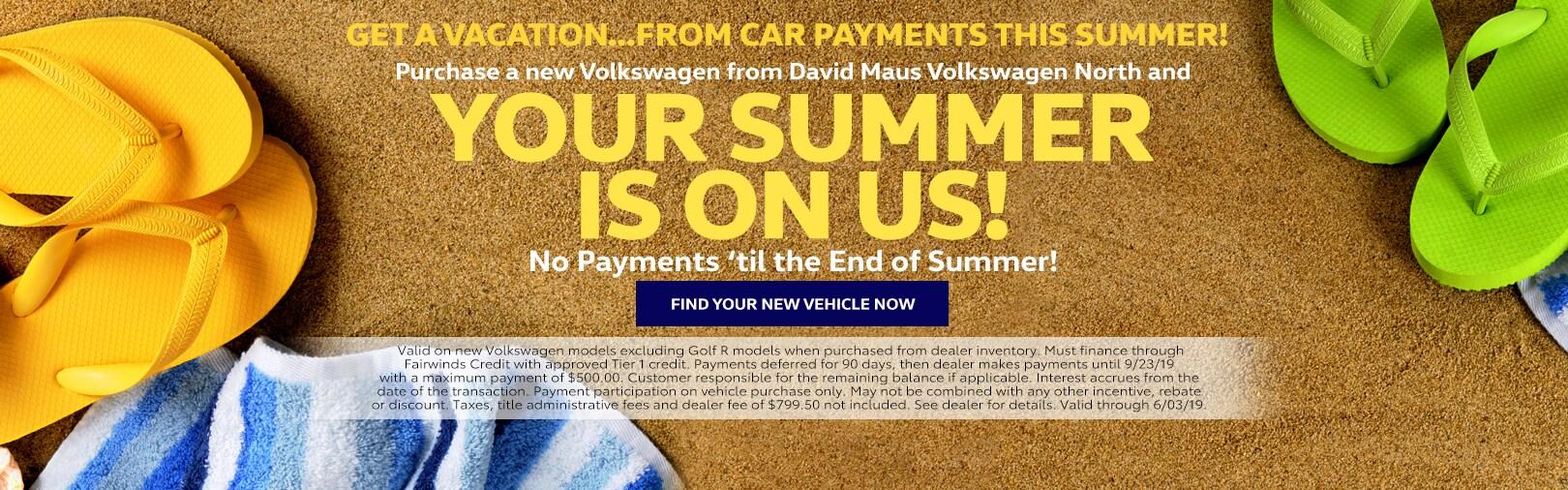 Orlando Volkswagen Dealership David Maus Vw In Orlando Near