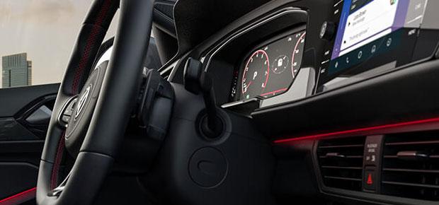 2021 VW Jetta GLI Interior