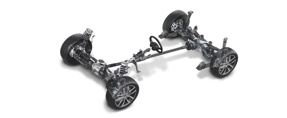 Volkswagen AWD