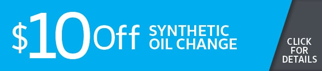 Synthetic Oil Change Coupon, Orlando