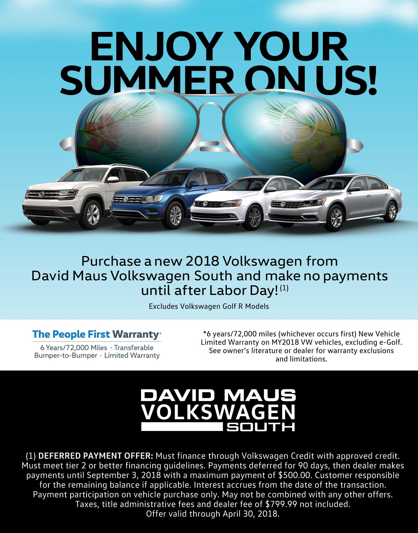 David Maus Volkswagen South