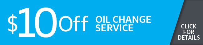 Oil Change Coupon, Orlando