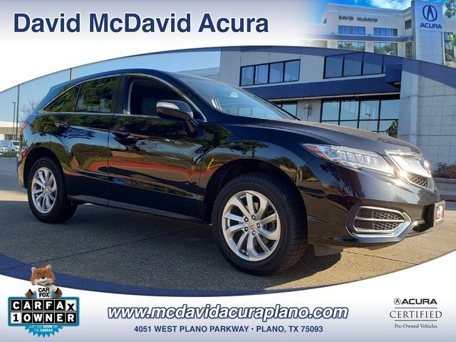 2016 Acura RDX SUV