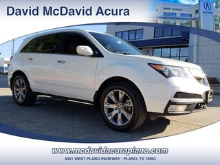 2012 Acura MDX Advance/Entertainment Pkg SUV