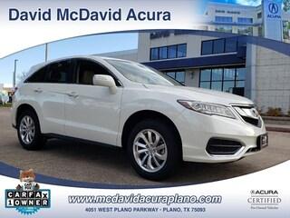 2016 Acura RDX AcuraWatch Plus Pkg SUV