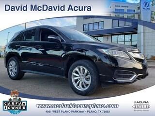 2016 Acura RDX Tech Pkg SUV