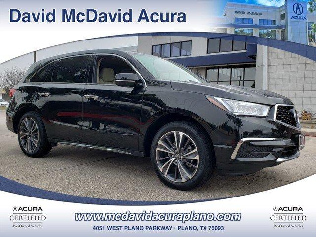 2019 Acura MDX w/Technology Pkg SUV
