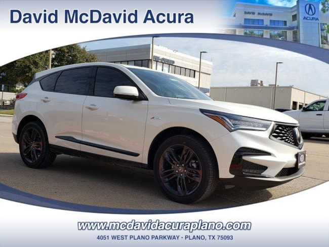 2019 Acura RDX with A-Spec Package SUV