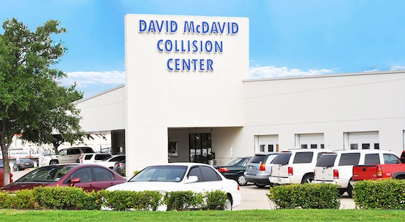 David McDavid Acura Auto Body Shop | Dallas, Texas Collision