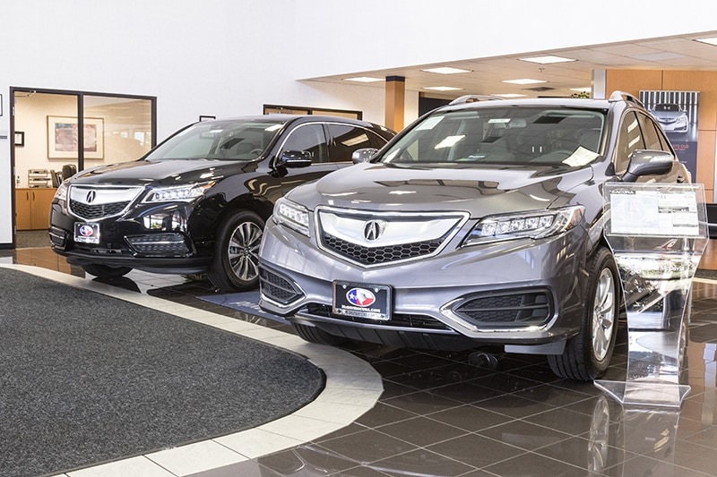 David McDavid Acura in Plano - SUV