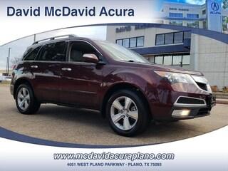 2011 Acura MDX Tech Pkg SUV