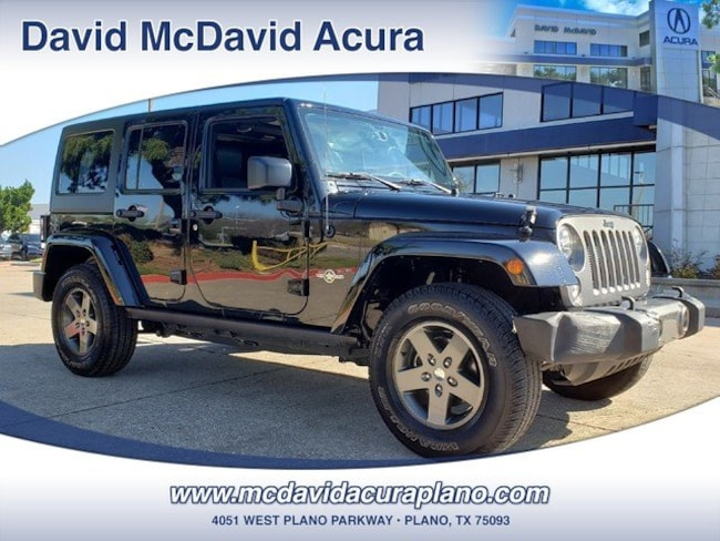 2015 Jeep Wrangler Unlimited Freedom Edition SUV