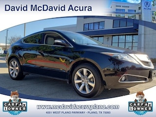 2010 Acura ZDX Tech Pkg SUV