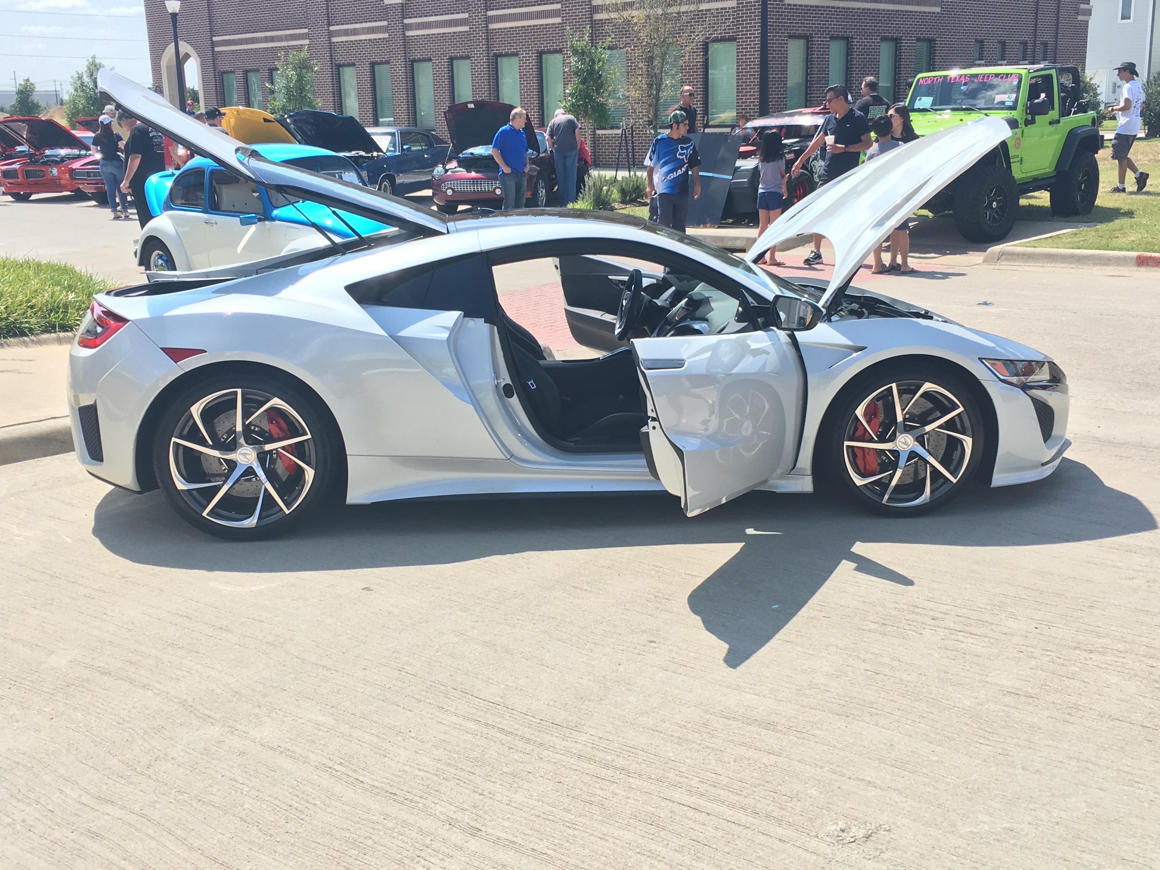 Community Programs At David McDavid Acura Of Plano - Bmw plano car show