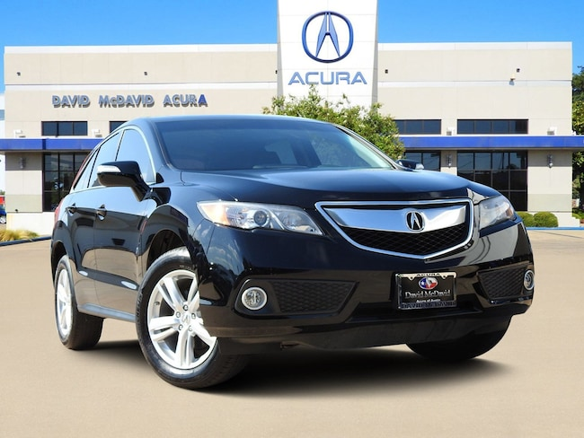 2015 Acura RDX Base w/Technology Package (A6) SUV