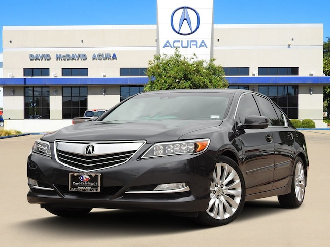 2015 Acura RLX RLX with Technology Package Sedan