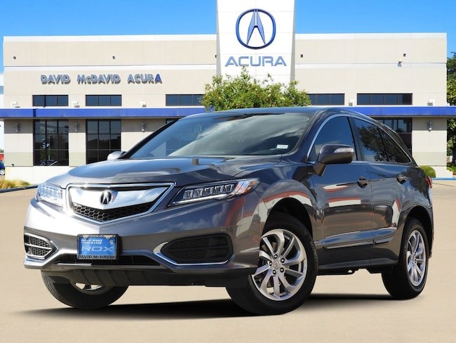2018 Acura RDX V6 with Technology Package SUV
