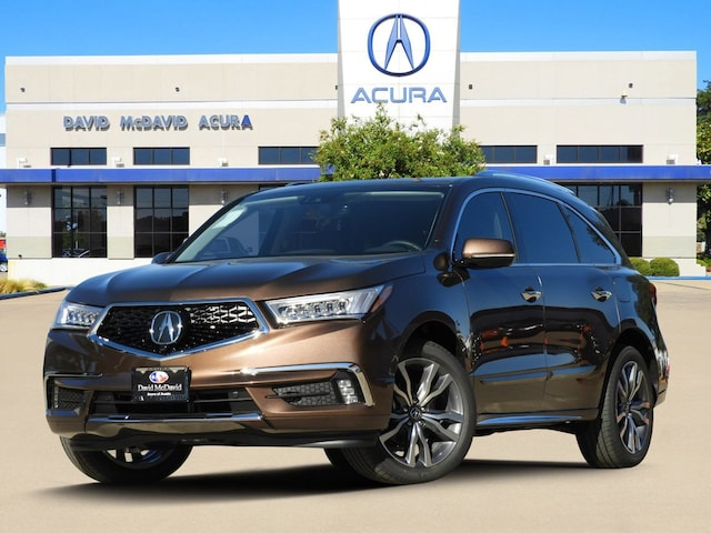 Mdx For Sale >> New 2020 Acura Rdx Base