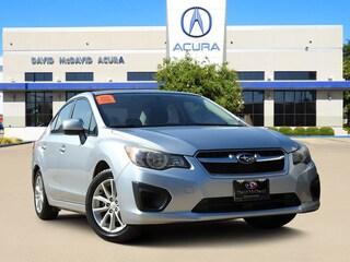 2014 Subaru Impreza 2.0i Premium 4dr Sedan