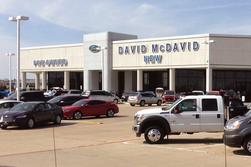 Ford Fort Worth >> New Ford And Used Car Dealer Serving Fort Worth David Mcdavid Ford