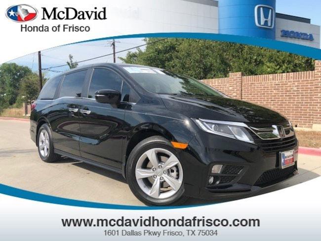 2019 Honda Odyssey EX-L EX-L Auto