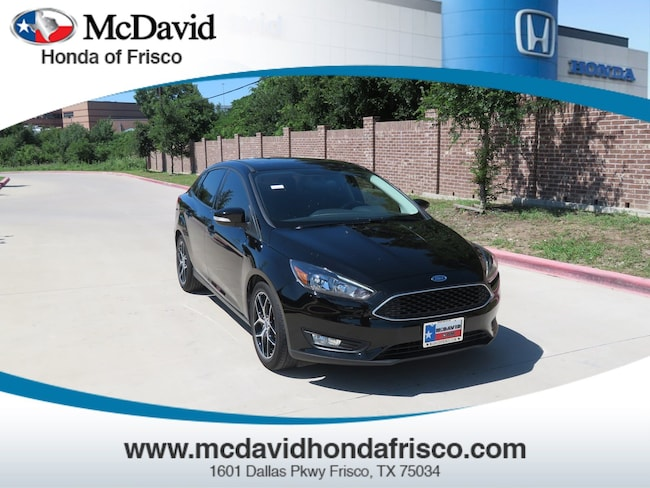 Fort Worth Focus >> Used 2018 Ford Focus For Sale Fort Worth Tx 1fadp3h25jl203900