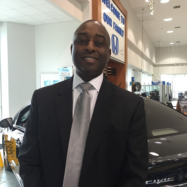 Meet our staff david mcdavid honda frisco for David mcdavid honda of frisco