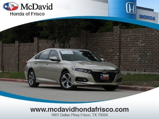 2019 Honda Accord EX-L Sedan