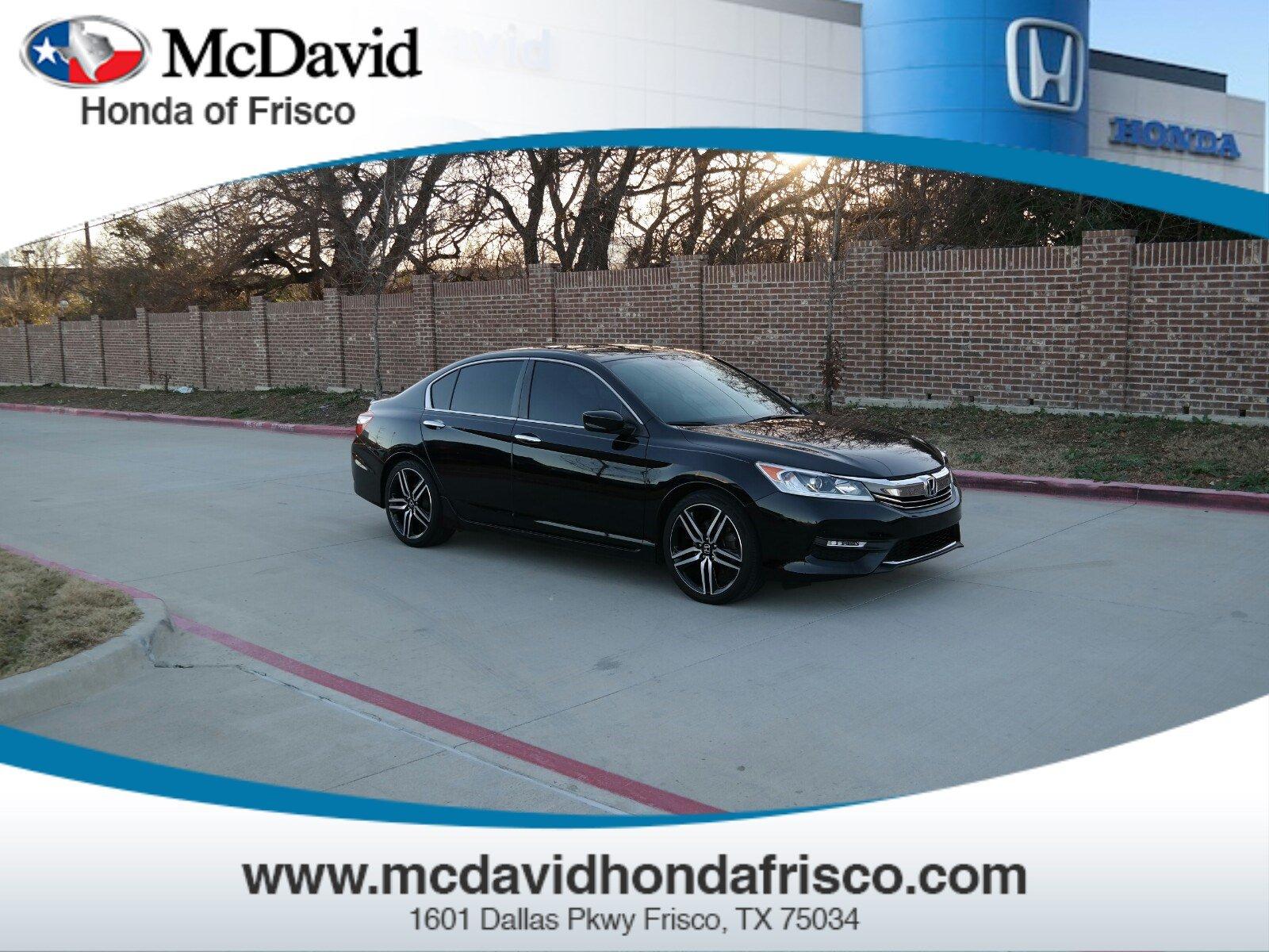 2016 Honda Accord Sport I4 CVT Sport