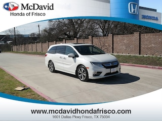 2018 Honda Odyssey Elite Elite Auto