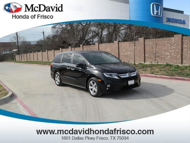 2018 Honda Odyssey EX-L EX-L Auto