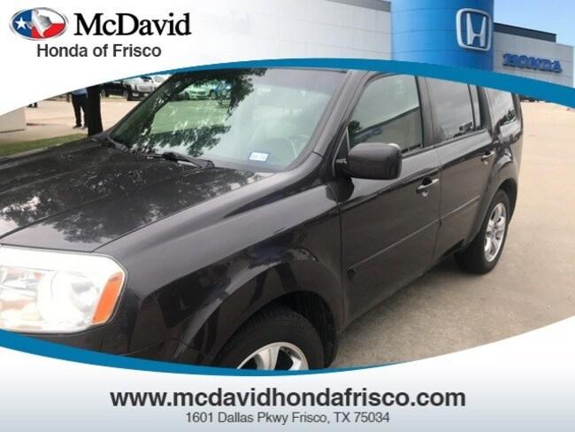 2014 Honda Pilot For Sale >> Used 2014 Honda Pilot For Sale At David Mcdavid Plano Lincoln Vin