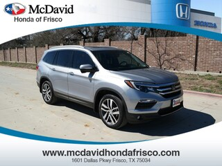 2018 Honda Pilot Touring FWD SUV