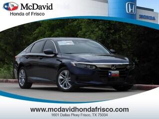 2019 Honda Accord LX 1.5T CVT