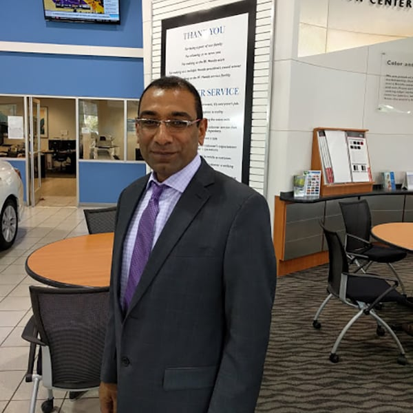 Meet our staff david mcdavid honda frisco for Honda frisco service