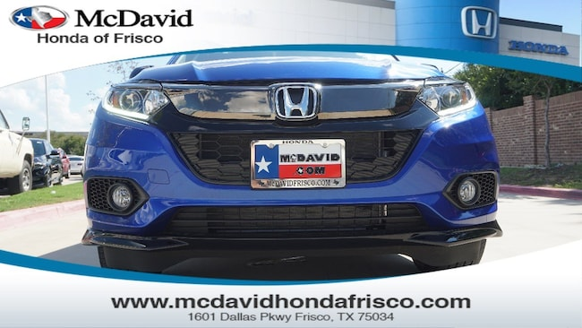 2019 Honda HR-V Sport 2WD Sport 2WD CVT