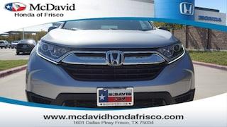 2018 Honda CR-V LX 2WD LX 2WD