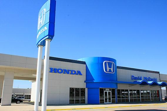 Honda Dealership Dallas Tx >> About David Mcdavid Honda Of Irving In Serving Dallas