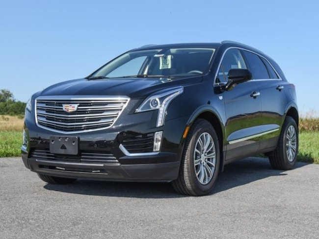 Used 2018 CADILLAC XT5 Luxury SUV in Watertown, NY