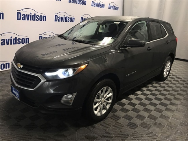 Used 2019 Chevrolet Equinox LT w/1LT SUV in Watertown, NY