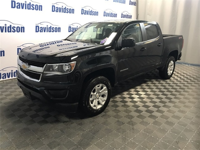 Used 2019 Chevrolet Colorado LT Truck Crew Cab in Watertown, NY