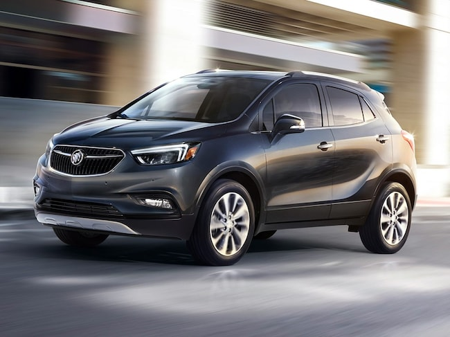 Used 2019 Buick Encore Sport Touring SUV in Watertown, NY