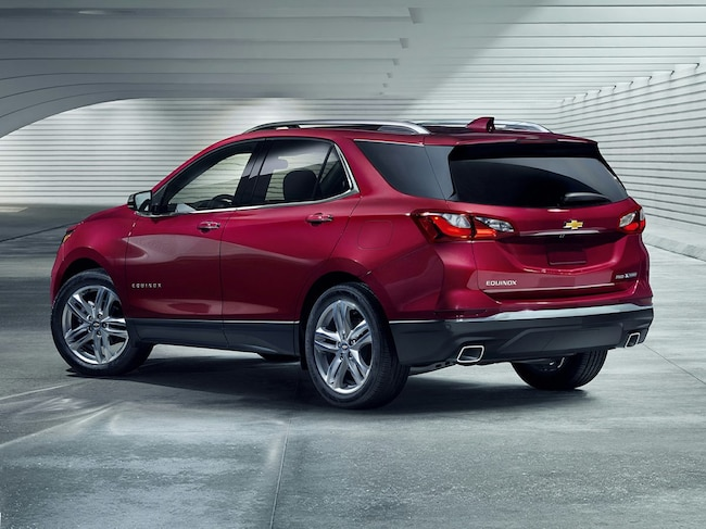 Used 2019 Chevrolet Equinox LS SUV in Watertown, NY